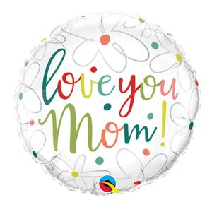 Globo Love You Mom
