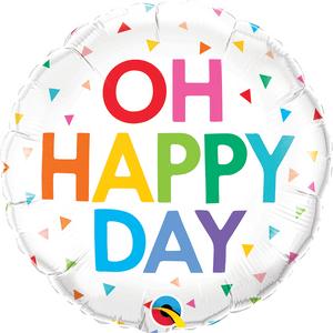 Globo Oh Happy Day