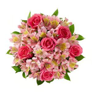 Bouquet Lady Roses