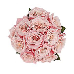 Bouquet de 12 Rosas Rosadas
