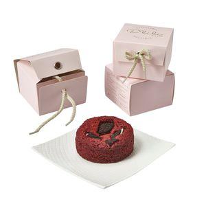 Mini Torta Brownie Red Velvet
