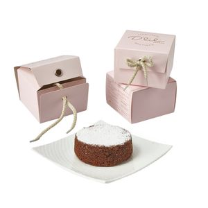 Mini Torta Brownie Melcochudo