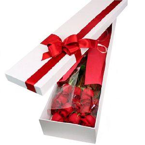 Caja de 24 Rosas Rojas